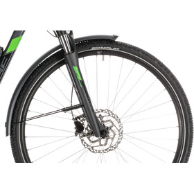Cube Cross Hybrid Pro 500 Allroad trapeze, iridium'n'green